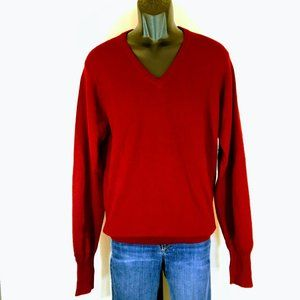 80's VTG Ballantyne 100% Scottish Cashmere Sweater